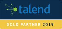Talend Gold Partner logo